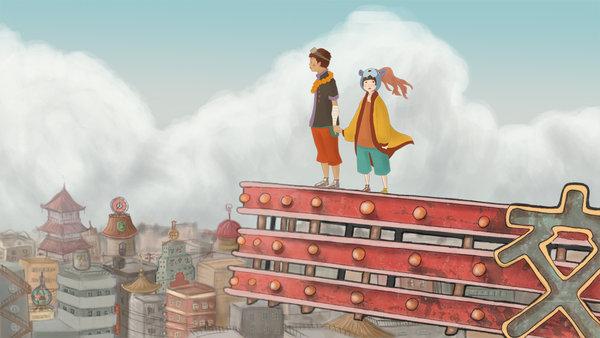 tekkonkinkreet  Tekkonkinkreet – Il piccolo cinema